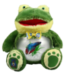 Frog Teddy Tank