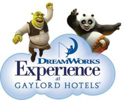 Scared Shrekless, part of the DreamWorks Experience at Gaylord Hotels. A Halloween event.