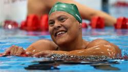 London 2012: Du Toit Poised for Last Final