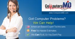ComputersMD Logo