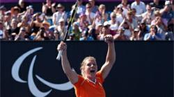 Vergeer Seals Record Fourth Singles Gold