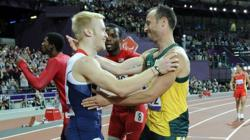 Channel 4: Pistorius Tips Peacock for Greatness