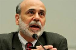 Ben Bernanke Scheduled to Speak September 2012