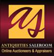 Antiquities Salesroom Online Auctioneers & Appraisers