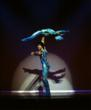 Dance Teacher Web founders Steve Sirico & Angela D'Valda Sirico performing in the westend of London