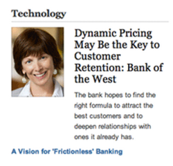 Bank of the West recently chose Zafin Labs to provide Relationship Banking software solutions