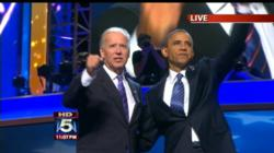 Obama & Biden - The Better Dressed Team in the Race for the White House