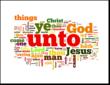 Affichionado: King James' Bible