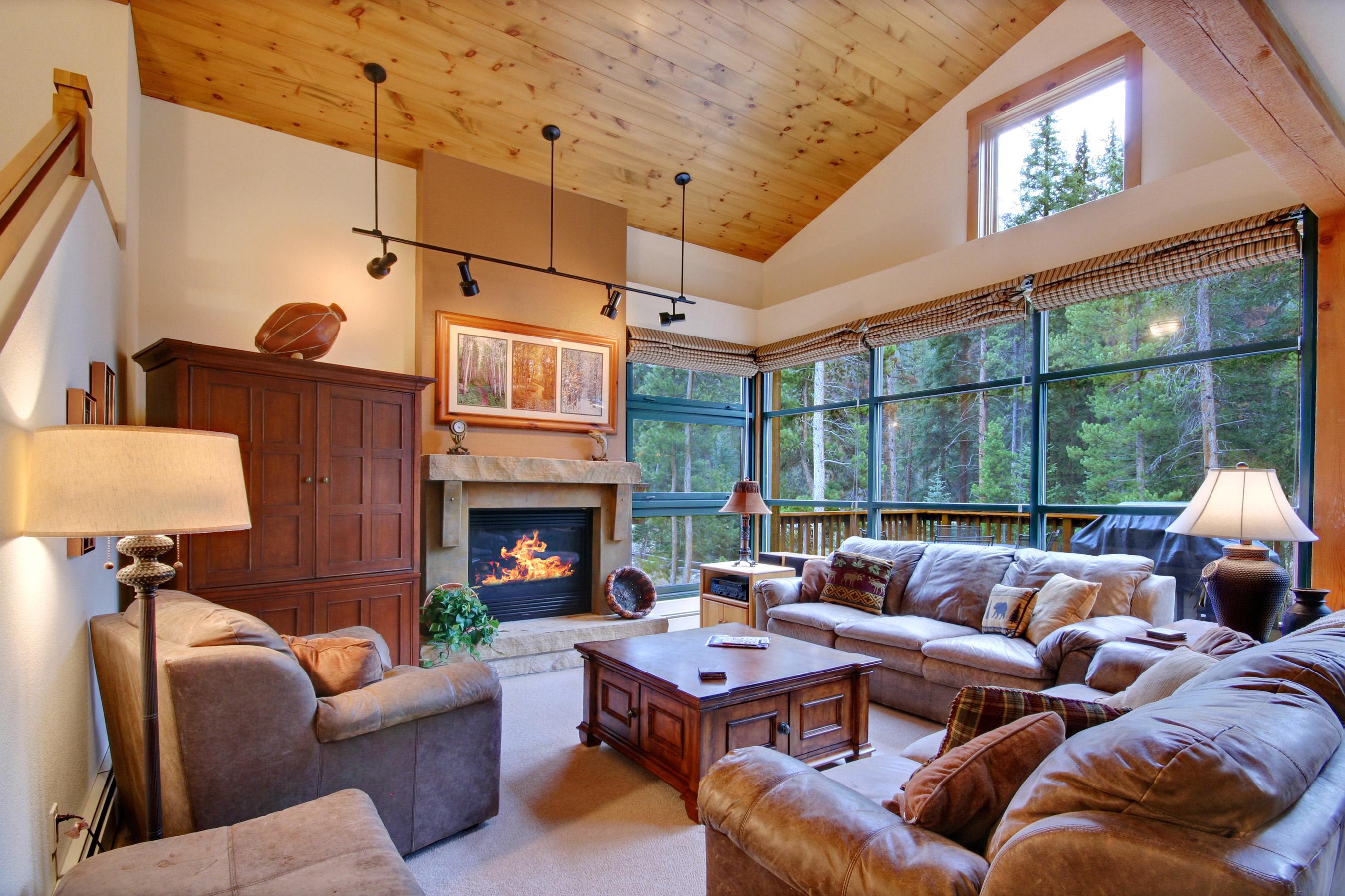 Keystone lodging receives award as one of for Keystone colorado cabin rentals