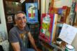 Napa Valley Open Studios artist Mark Mattioli