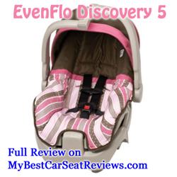 EvenFlo Discovery 5