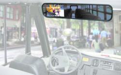 Backup Camera System for Transit Buses
