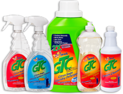 GTC Green Cleaning Products