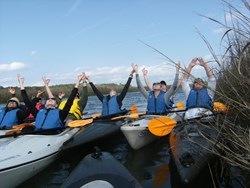 Kayaking Yoga Excursion