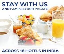 Accor India - Pamper Your Palate
