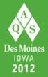 AQS Quilt Show in Des Moines, IA
