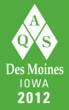 AQS Quilt Show in Des Moines, IA