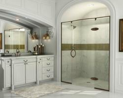 Preceria Shower Door From Roda By Basco