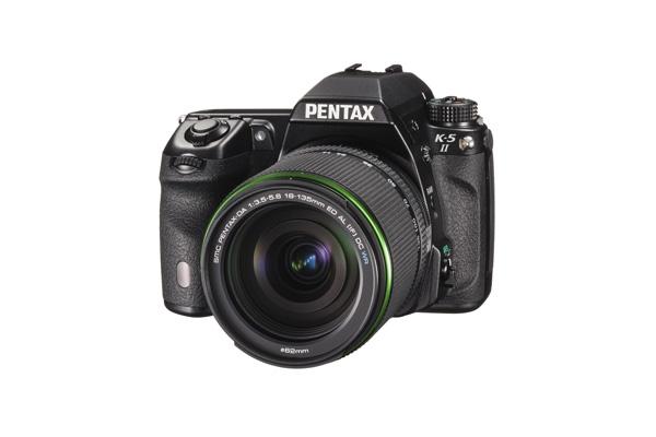 pentax introduced the new k 5 ii dslr camera. Black Bedroom Furniture Sets. Home Design Ideas