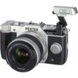 Pentax Q10 with Flash