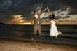 Beach destination wedding, caribbean destination wedding, weddings in St. Lucia