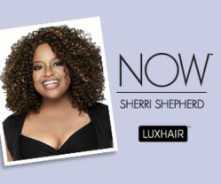 Wigs.com LUXHAIR™ NOW™ by Sherri Shepherd™