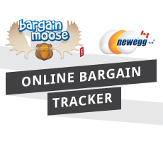 Track the Best NewEgg.ca Promo's at BargainMoose