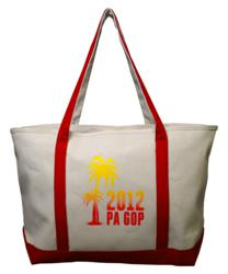 PA GOP Promotional Tote Bags by Bag Warhouse