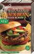 Amy's Black Bean Veggie Burger