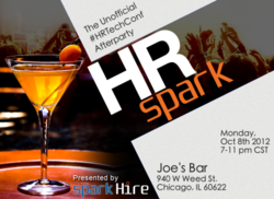 HR SPARK: The Unofficial HR Tech Afterparty Hosted by Spark Hire