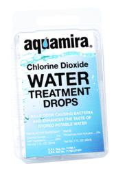 Aquamira, water treatment, chlorine dioxide, water treatment drops, Mcnett, water purification