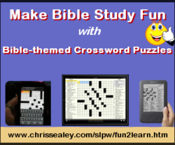 Make Bible Study Fun