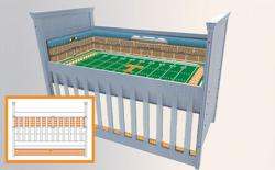 Stadium Cribs