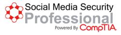 Social Media Security Professional Certification Powered by CompTIA