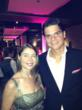 Tennis star Milos Raonic showing his support at a MyShindigs co-hosted Cancer Benefit event in Toronto, Canada