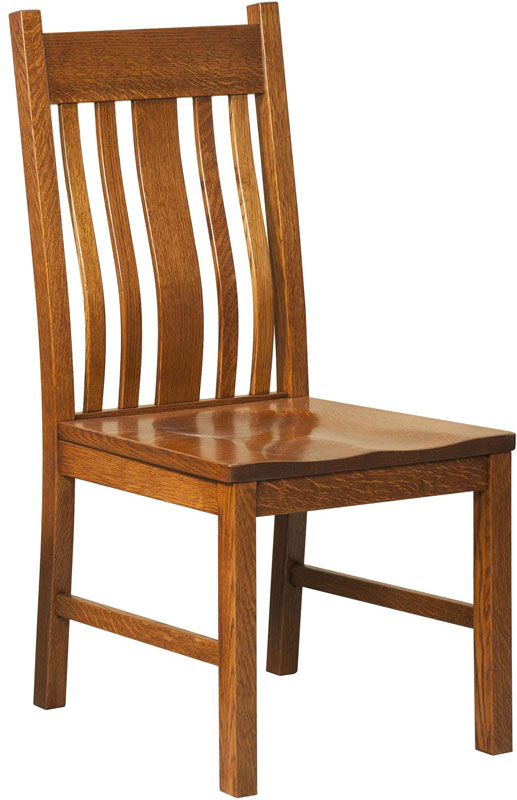 Brandenberry Amish Furniture Store Debuts Beautiful New Dining Chairs