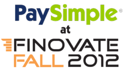 PaySimple to present at Finovate Fall
