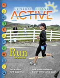 Central Coast Active Fall 2012 edition by Access Publishing, Paso Robles CA