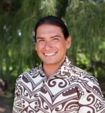 Rev. Kaplan Bunce Kauai Minister