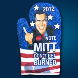 Don't Get Burned Oven MITT