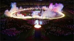London Sets the World Alight as Global Superstars Rihanna and JAY Z Join Coldplay to Close London 2012 Paralympic Games