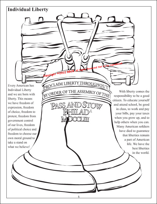 citizenship coloring pages - photo#5