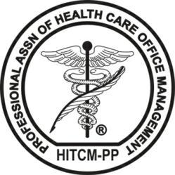PAHCOM's Health Information Technology Certification Program helps improve patient outcomes, practice efficiencies and revenues (logo)