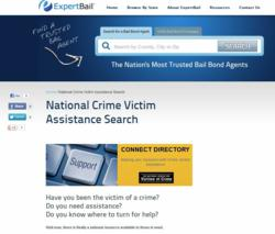 Bail bonds and victim advocacy