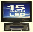"New 15"" LED Widescreen - Broadcastvision Entertainment"