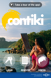 Screenshots - Contiki's iPhone App Shout Homepage