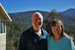 New owners of the Bed of Roses bed and breakfast Steve and Mary Kay Eicholtz.