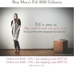 Save on Mayu's Hand-Knit Alpaca Scarves & Hats