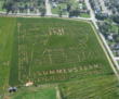 Election-Inspired Corn Maze at Summers Farm