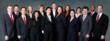 The lawyers and support staff of Kurtz & Blum in Raleigh, NC